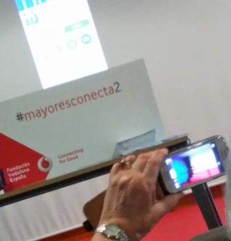 Renovamos acuerdo con Fundación Vodafone. #MugikorraNagusituz hasta 2018