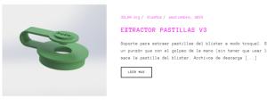 Captura diseño web