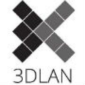 logo 3DLAN
