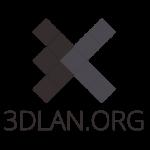 logo 3DLAN.org