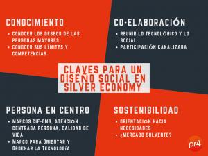 CLAVES PARA UN DISEÑO SOCIAL EN SILVER ECONOMY