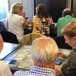 personas baja visión y smartphone