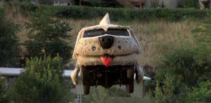 furgoneta de dos tontos muy tontos