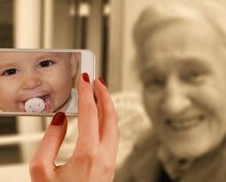 Las personas mayores y la digitalización